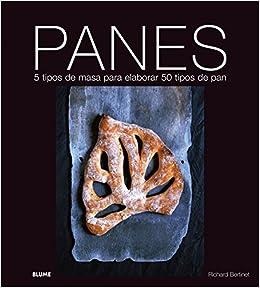 Panes : 5 tipos de masa para elaborar 50 tipos de pan ...