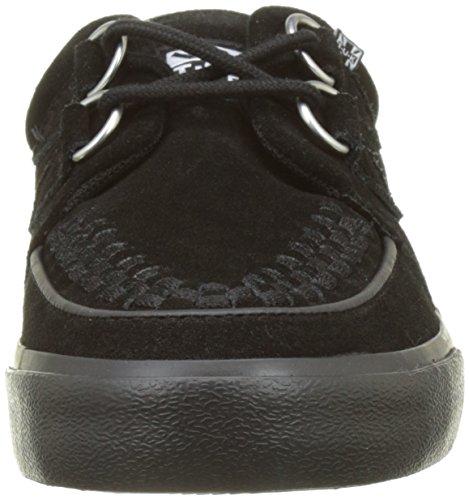 Suede Ring Sneaker Baskets Noir VLK Suede T Black K U Adulte Mixte Black Basses D Creeper YqWI8T