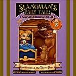 Slangman's Fairy Tales: Japanese to English, Level 2 - Goldilocks and the 3 Bears | David Burke