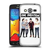 Official One Direction 1D GP6 Group Photos Hard Back Case Cover for Samsung Galaxy Avant LTE G386T