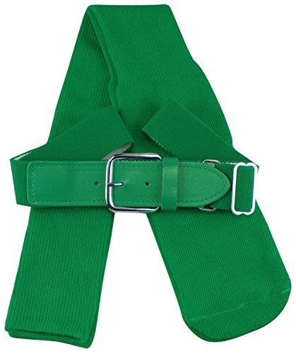 - TCK Sports Youth Baseball Socks and Belt Combo Set (Kelly Green, Small)