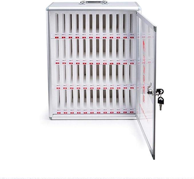 Foliner Armadietto per telefoni cellulari Armadietto per telefoni cellulari in Lega di Alluminio pu/ò Essere trasportato a Mano