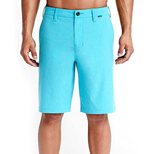 Hurley Phantom Boardwalk WKST Beta Blue 30 Mens Shorts