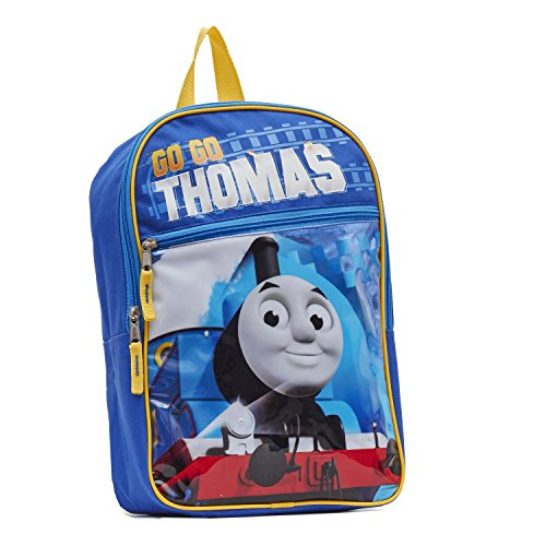"Thomas the Train 14"" Backpack With Light up feature. One Size"