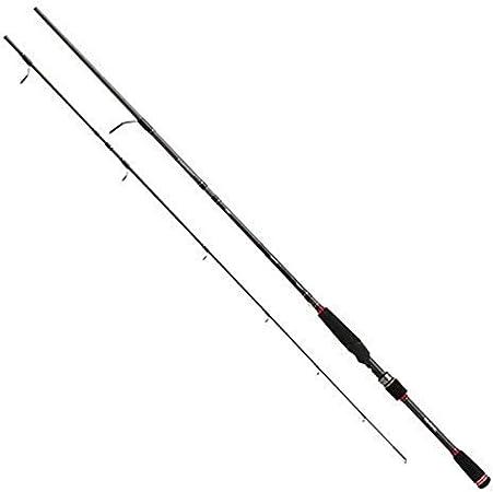 Daiwa Ardito-Travel Rods black, 7'6
