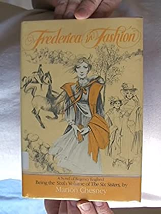 book cover of Frederica in Fashion