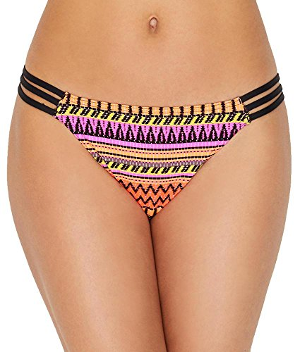 Freya Way Out West Tanga Bikini Bottom, L, (Out Womens Swimsuit Bottom)