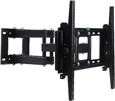 Plegable 32-65 Pulgadas Estante TV LCD Montado En La Pared Telescópica TV Giratorio Montado En La Pared TV Soporte De TV Soporte Ajustable (Size : 32-65): Amazon.es: Electrónica