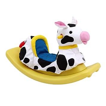 Schaukelpferd Huyp Kinder Kindergarten Baby Spielzeug Kunststoff