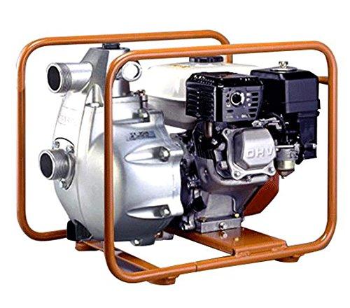 工進 4サイクル エンジンポンプ ハイデルスポンプ SERH-50V 50mm(2インチ) ホンダエンジン搭載 【高圧ツインフランジ】 B073GNRXWZ