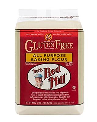 Bob's Red Mill Gluten-Free All-Purpose Flour, 44-Ounce Bag