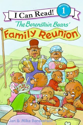 The Berenstain Bears' Family Reunion (Turtleback School & Library Binding Edition) (I Can Read! Level 1: the Berenstain Bears) ebook