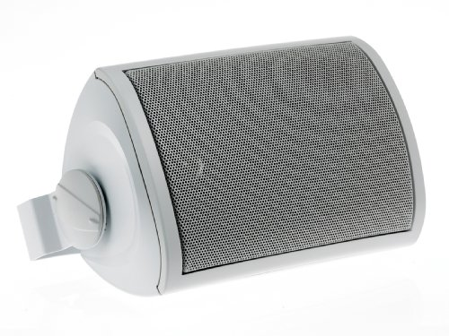 Legrand – On-Q MS3523WH 3000 Series 5.25Inch Outdoor Speakers (Pair), White