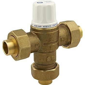 Delta Faucet R2570 Mixlf Thermostatic Mixing Valve