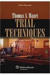 Trial Techniques Paperback