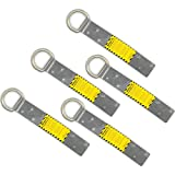 Product review for Guardian Fall Protection 00500 Ridge-It Roof Stainless Steel Safety Anchor, 5PK