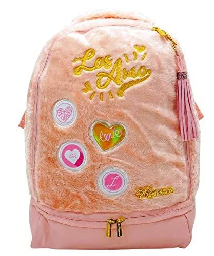 gran inventario bastante agradable nuevo lanzamiento Mochila Los Polinesios Love Peluche Grande: Amazon.com.mx ...