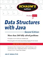 Schaum's Outline of Data Structures with Java, 2nd Edition Front Cover