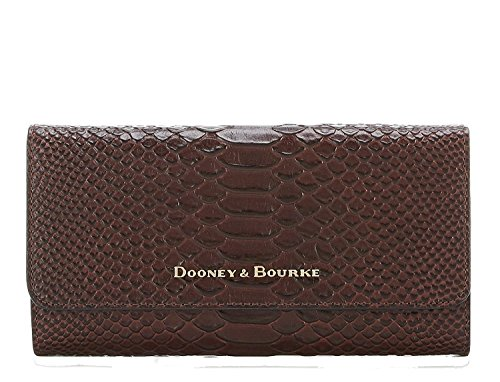 Dooney Bourke Caldwell amp; Clutch Collection CrossBody Croc Expresso rp5rnqw