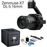DJI Zenmuse X7 Gimbal/Camera with DJI 16mm f2.8 ND ASPH DL-S Lens Bundle