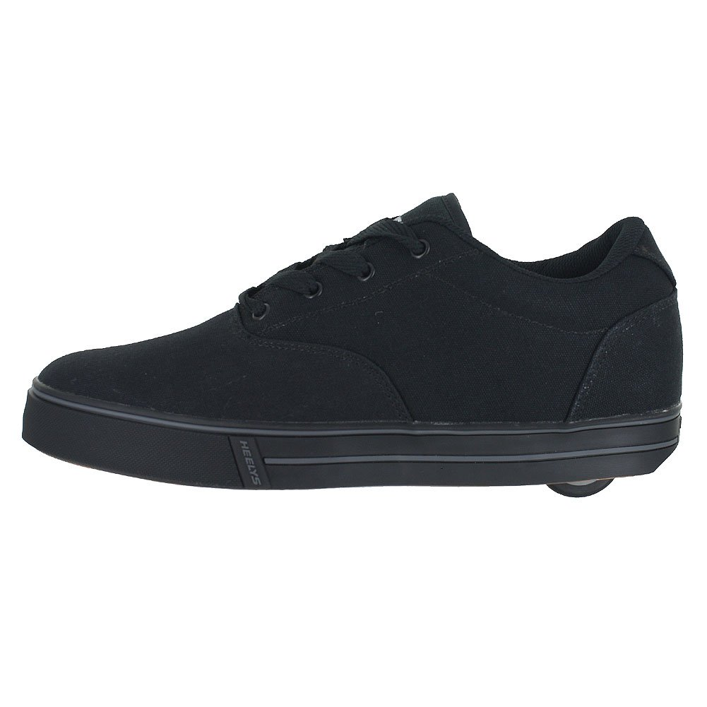Heelys Adult Men Launch Skate Shoes (12 D(M) US Men, Black) by Heelys (Image #2)