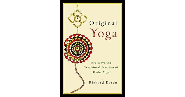 Amazon.com: Original Yoga: Rediscovering Traditional ...
