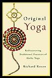 Original Yoga: Rediscovering Traditional