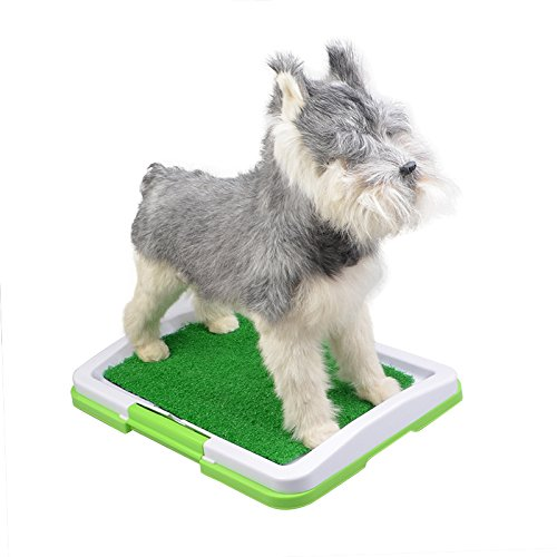 I-Fashion Dog Puppy Cat Pet Indoor Training Toilet Pet litter boxes for small dogs