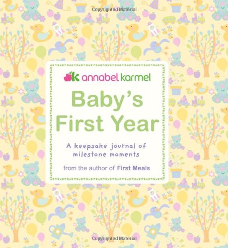 Baby's First Year: Memories for Life (Precious Moments Memory Book)
