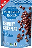 Saffron Road Crunchy Chickpeas, Dark