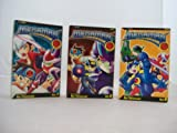 Megaman Nt Warrior Volumes 7, 8 and 9