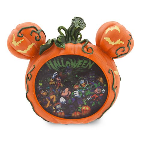 Disney Mickey Mouse and Friends Light-Up Pumpkin
