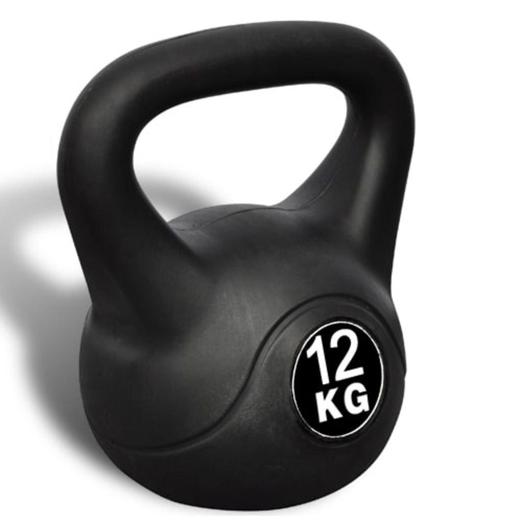 FAMIROSA Kettlebell 12 kg