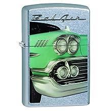 Zippo Lighter: Chevy Bel Air - Street Chrome