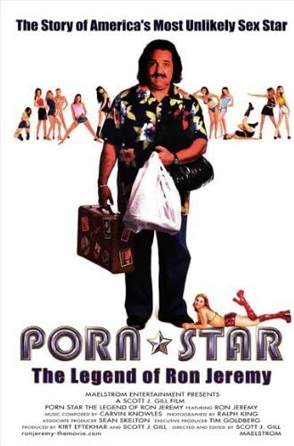 Timothy Carney Porn Star: The Legend of Ron Jeremy Poster ...