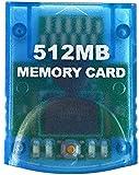 512MB Gaming Memory Card Compatible Nintendo Wii