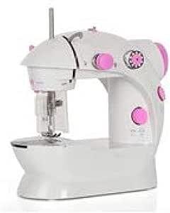 Máquina de coser de mano, máquina de coser para niños con ...