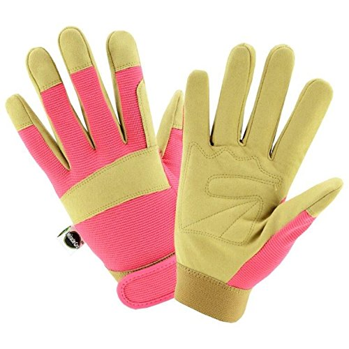 West Chester Miracle-Gro MG86205/WSM Hi-Dex High Dexterity Gloves