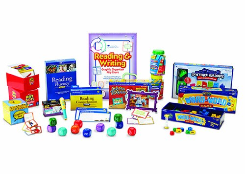 Learning Resources Common Core State Standards ELA Kit, Grade 1