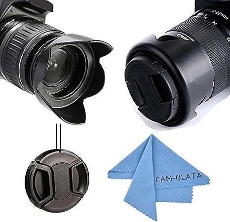 Obiettivo 1x SUPPORTO COPERCHIO obiettivo SUPPORTO PER COPERCHIO obiettivo della fotocamera 55 62 mm