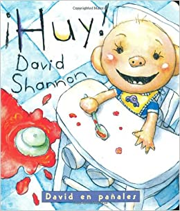 Amazon.com: ¡Huy!: David en pañales: (Spanish language edition of Oops! A Diaper David Book) (Diaper David/David en Panales (Spanish)) (Spanish Edition) ...