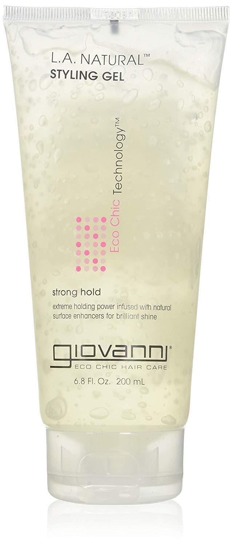 Giovanni L.A. Natural Styling Gel, 6.8 Fl Oz