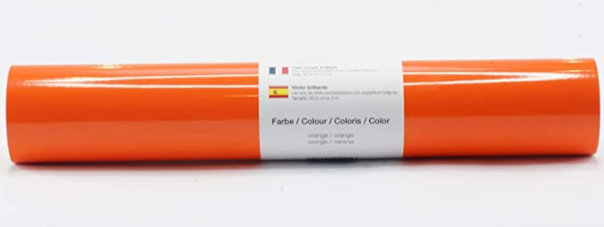 Lámina de plotter autoadhesiva lámina de vinilo 21 cm x 3 m brillo 39 colores a elegir, Glänzend L-Serie:Azul: Amazon.es: Hogar