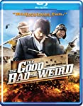 Cover Image for 'Good, the Bad, the Weird, The [blu-ray]'
