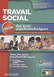 Les tests psychotechniques : Concours d'entrée écoles et instituts