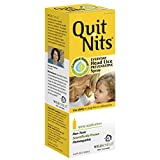 Quit Nits Natural Everyday Head Lice Preventation and Repellent Spray, 4 Ounce