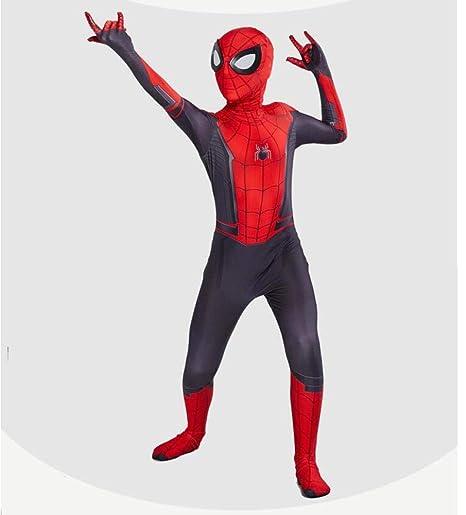 Adegk Spiderman Traje De Fiesta para Niños Zentai Spiderman ...