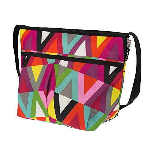 PackIt Freezable Carryall Lunch Bag, Viva by PackIt