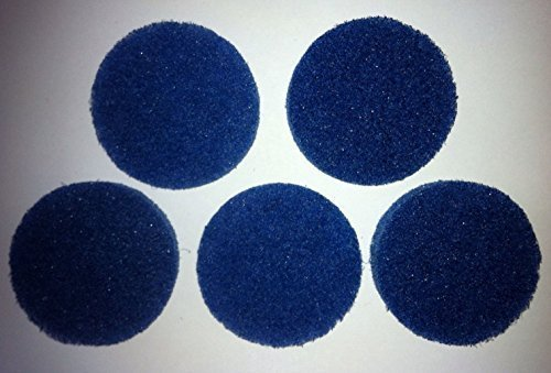 For Metapo Power Scrubber PS200 PS100 Scouring Replacement Pads Refill Qty ()