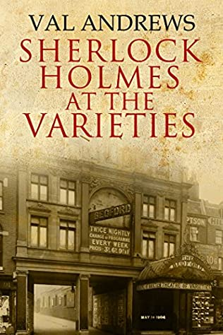 book cover of Sherlock Holmes at the Varieties